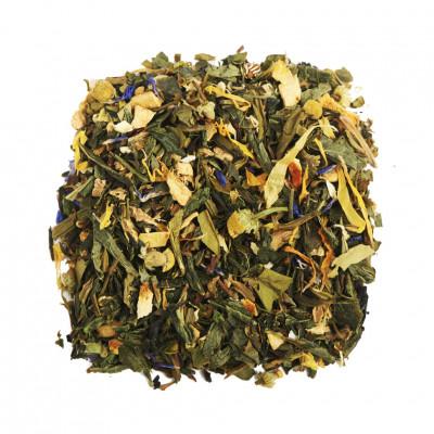 Зеленый с Имбирем Чай зеленый eco-line
