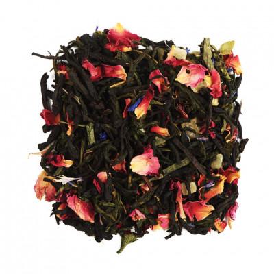 1001 Ночь Чай зеленый с черным ароматизированный
