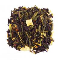 Чай зеленый с черным ароматизированный «Монах»