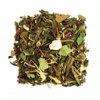 Чай зеленый ароматизированный «Восемь Сокровищ Шаолиня» (Premium)