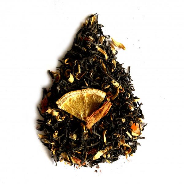 Марокканский апельсин Чай черный ароматизированный