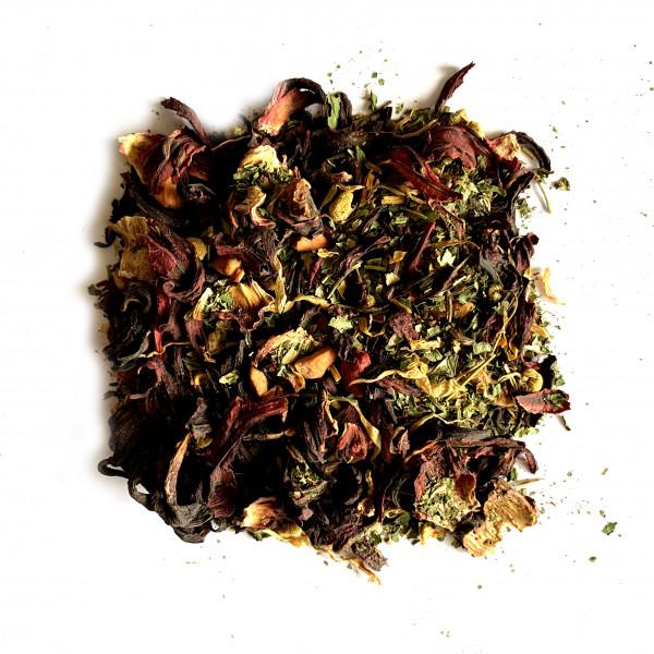 Яблочная мята Чайный напиток