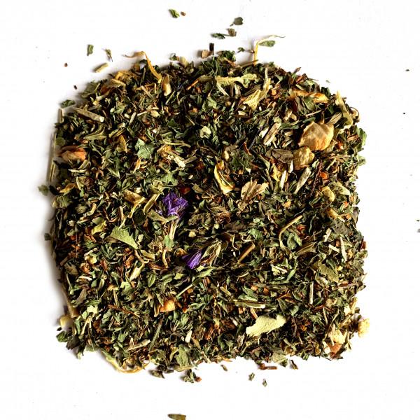 Мятный ройбуш Чайный напиток