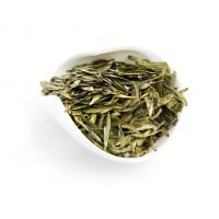Китайский зеленый чай Лун Цзин (Колодец Дракона) Премиум