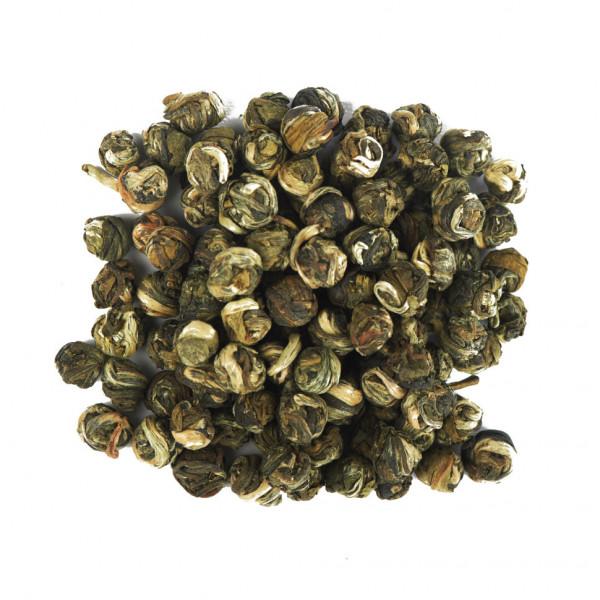 Бай Лун Чжу (Белая жемчужина дракона) Китайский зеленый чай