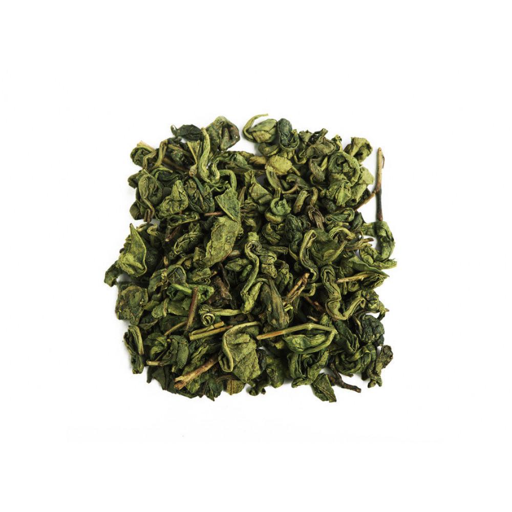 Ганпаудер (крупный лист) Китайский зеленый чай