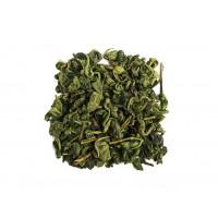 Китайский зеленый чай Ганпаудер (крупный лист)