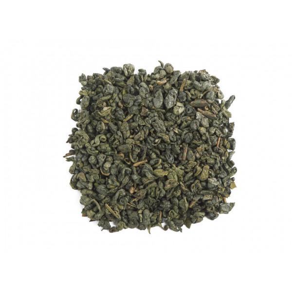 Ганпаудер молочный Китайский зеленый чай