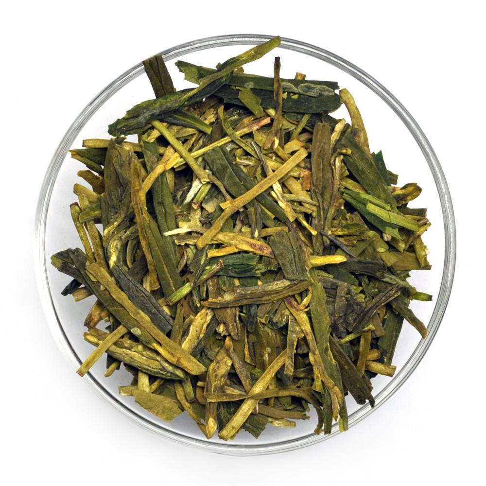 Лун Цзин (Колодец Дракона) Китайский зеленый чай