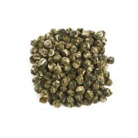 Китайский зеленый чай Люй Лун Чжу (Зеленая Жемчужина Дракона )