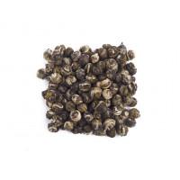 Китайский зеленый чай Най Сян Чжень Чжу (Молочная жемчужина)