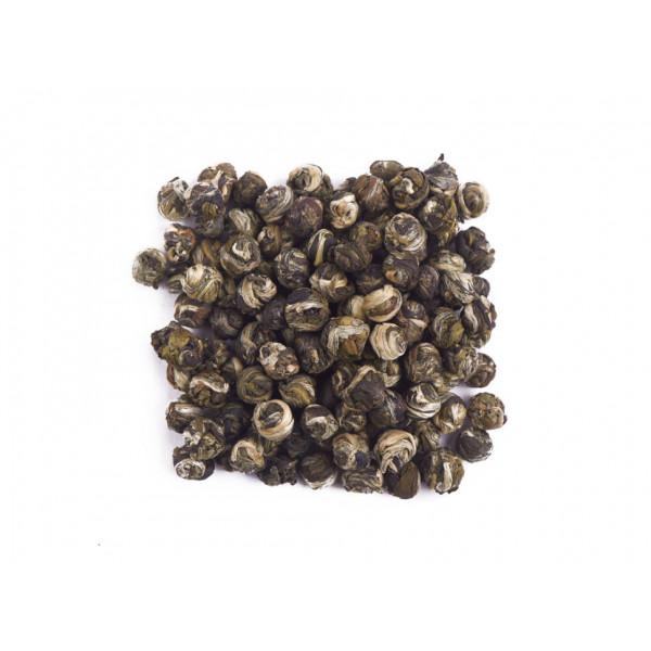 Най Сян Чжень Чжу (Молочная жемчужина) Китайский зеленый чай