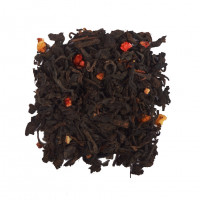 Китайский чай Пуэр клубника со сливками