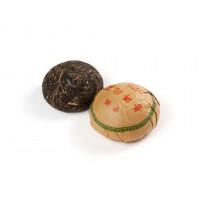 Китайский чай Шен пуэр точа 100 г Высший сорт (фаб. Цзинхун, 2013 г.)