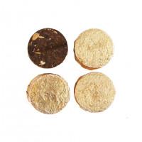 Китайский чай Шу Пуэр «Медальон» с рисом мелкий лист (6,5 г)