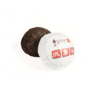 Китайский чай Шу Пуэр точа 100 г «Чен Тай Старое Дерево» (фаб. Менхай Лянтай 2013 г.)