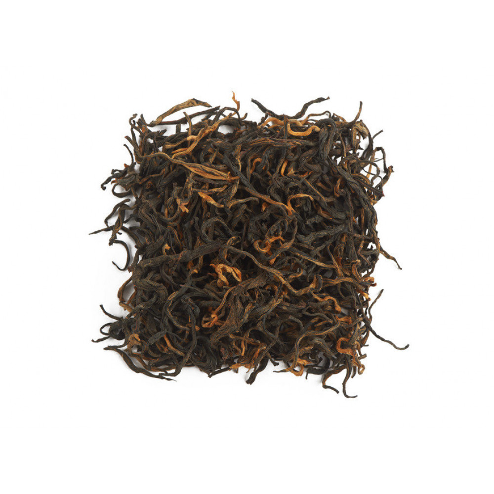 Китайский красный чай Цзин Хао Дянь Хун (Золотая Обезьяна)
