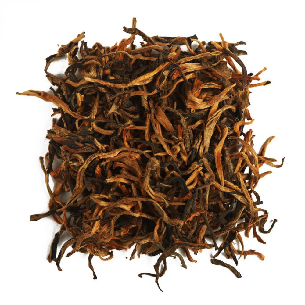 Китайский красный чай Цзин Хао Дянь Хун