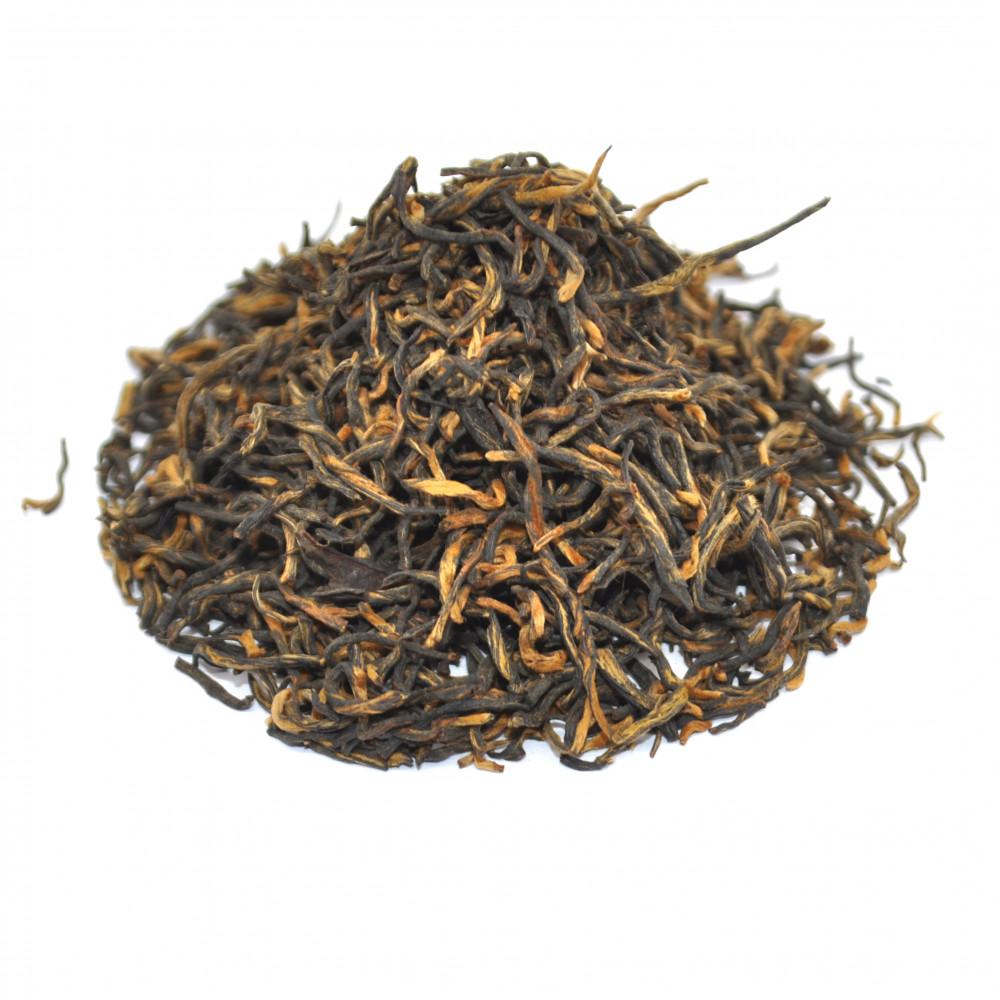 Китайский красный чай Инь Цзюнь Мэй (Серебряные Брови)
