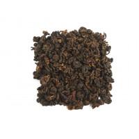 Китайский красный чай Хун Цзин Ло (Золотая улитка)