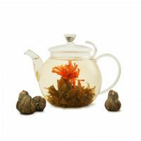 Китайский Связанный чай Моли Цзин Ху Лу (Золотая Тыква)