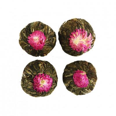 Связанный чай Жасминовый цветок
