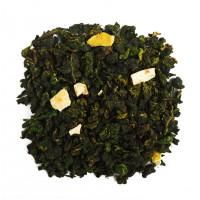 Китайский ароматизированный чай Лимонный Улун