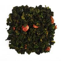 Китайский ароматизированный чай Земляничный Улун