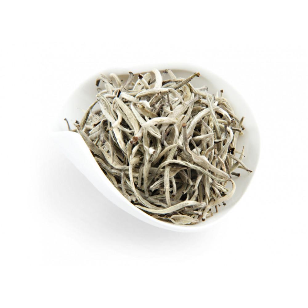 Китайский белый чай Бай Хао Инь Чжень (Серебряные иглы)