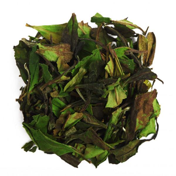 Китайский Молочный белый чай