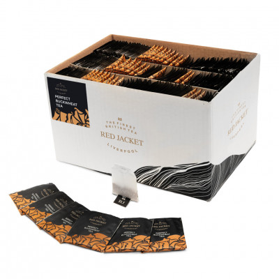 Гречишный чай (коробка 350 шт) Ред Джекет