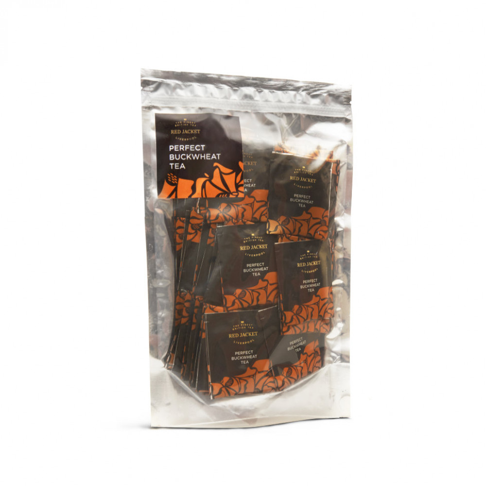 Гречишный чай (пакет с зип-локом, 80 шт) Ред Джекет