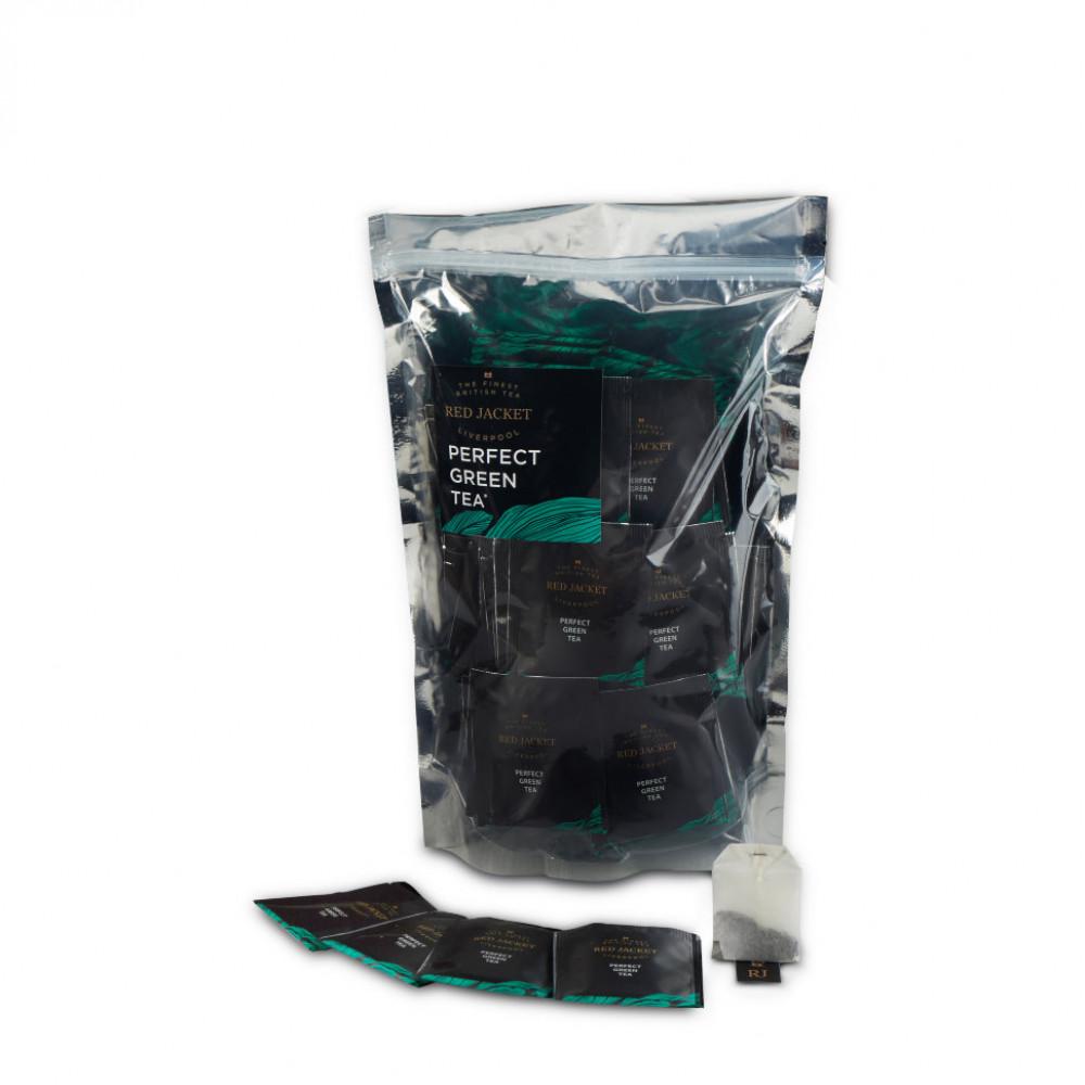 Зеленый Чай (пакет с зип-локом, 80 шт) Ред Джекет