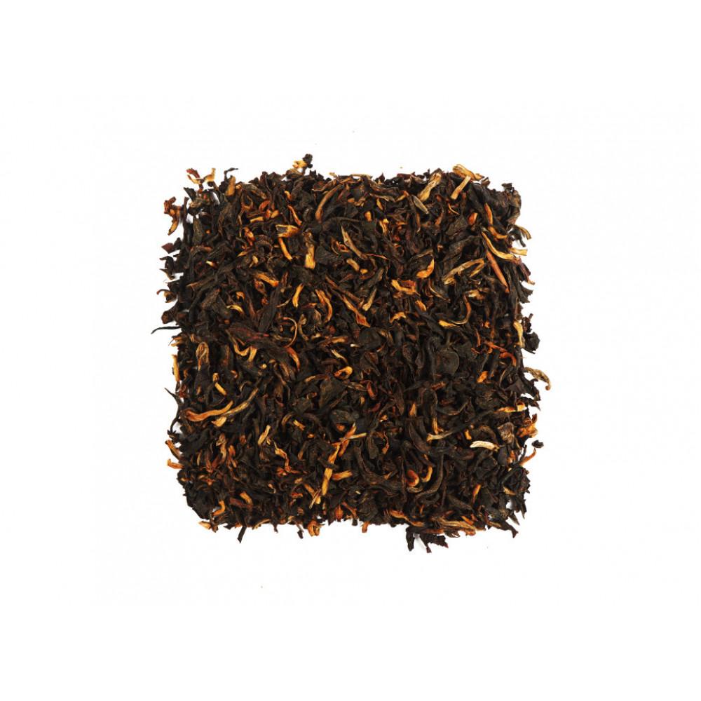 Индийский чай Ассам Мангалам FTGFOP1