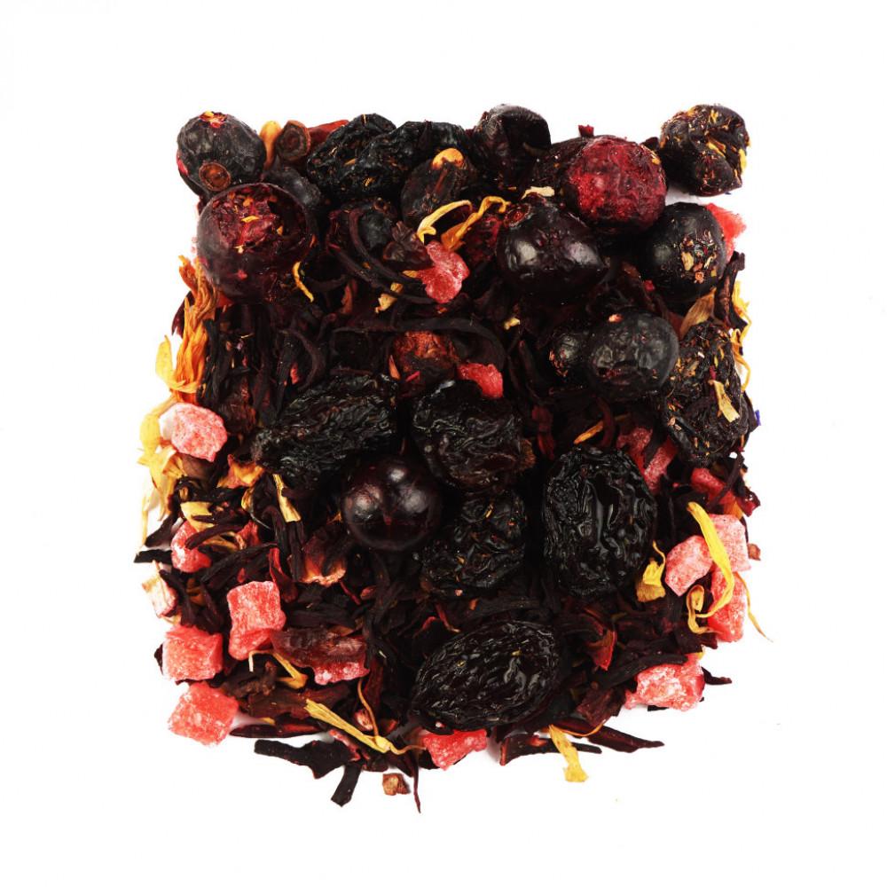 Чайный фруктовый напиток Смородиновое желе