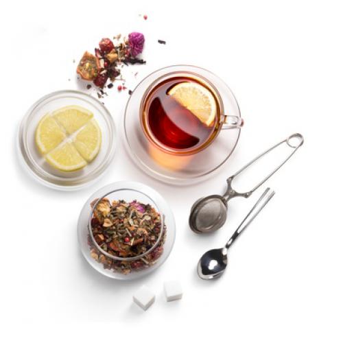 Помощь в подборе чая и крафтовая упаковка